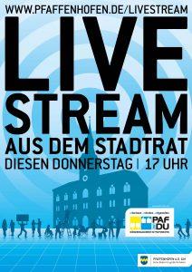 Stadtrat Pfaffenhofen Live @ Rathaus Pfaffenhofen